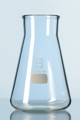 DURAN® conical flask Erlenmeyer shape, wide neck