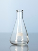 DURAN® Erlenmeyer flask, Super Duty, narrow neck, with reinforced rim