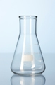 DURAN® Erlenmeyer flask, Super Duty, wide neck, with reinforced rim